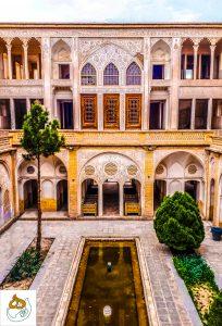 کاشان ـ ۲۱ - عمارت عباسیان