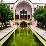 کاشان ـ ۱۳ - عمارت منوچهری