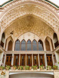 کاشان ـ ۲۵ - عمارت عامریها