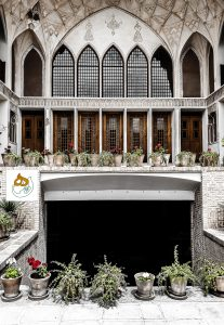 کاشان ـ ۲۶ - عمارت عامریها